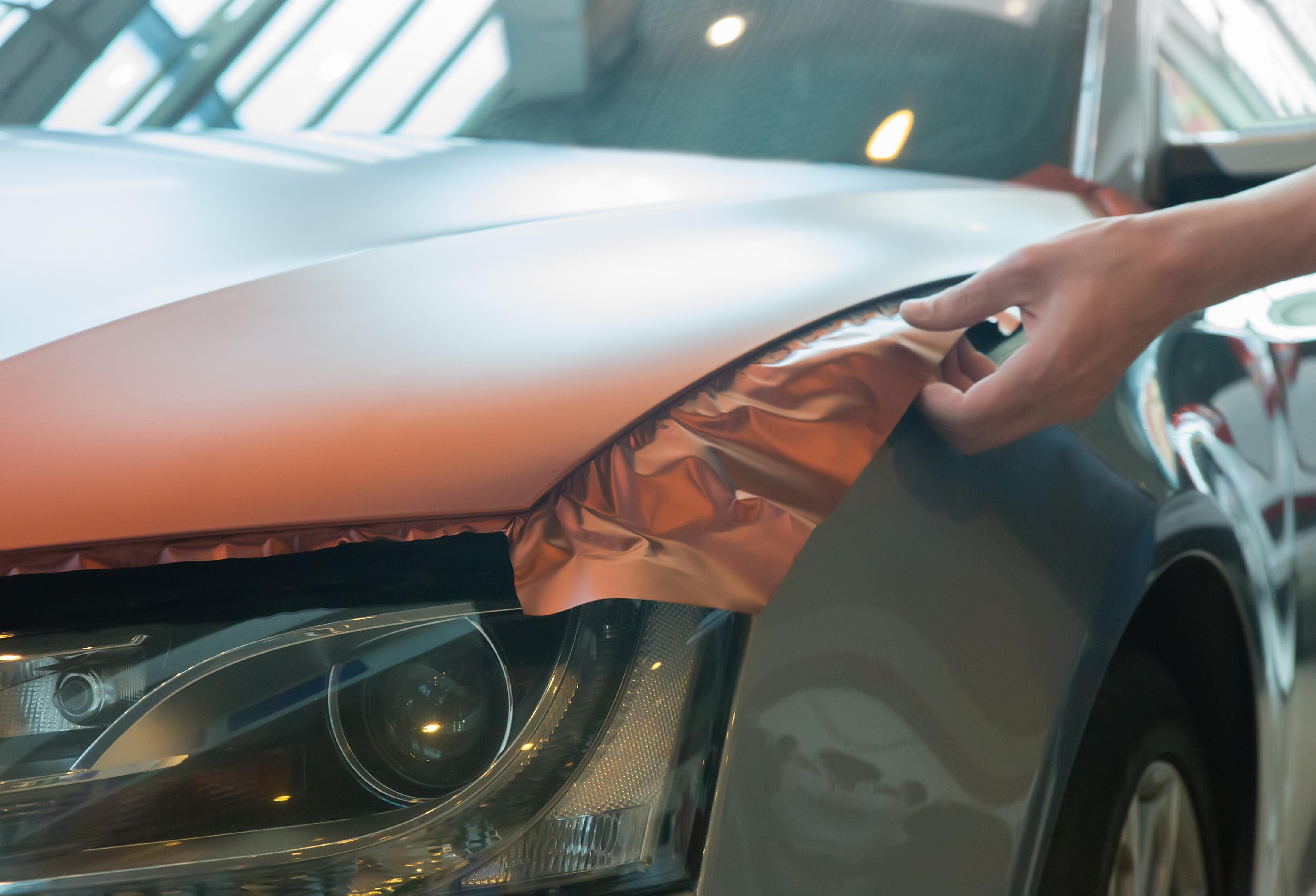 vehicle wrap | Tint Plus | Window Tinting | Woodbridge VA